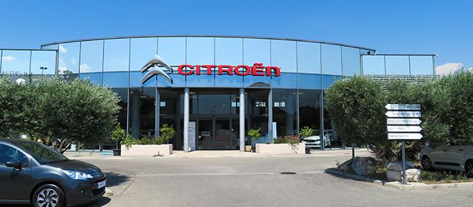 Sa midi auto 84 avignon garage et concessionnaire for Garage citroen avignon mistral 7